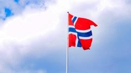 FLAGGSTANGSFABRIKKEN: Tromøy-selskapet kunne fire flagget ved årsslutt med driftsoverskudd. Foto: Esben Holm Eskelund
