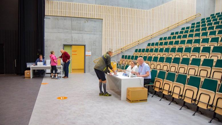 VALG PÅ TROMØY: Her kan du se hvordan øya stemte ved stortingsvalget. Foto: Esben Holm Eskelund