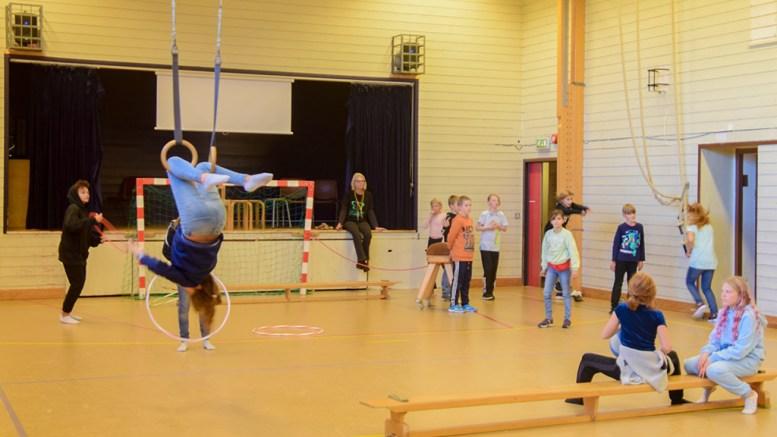 TROMØY FRITIDSFORUM: Endelig er aktivitetstilbudet etter skoletid både på Sandnes og Roligheden skoler i gang igjen. Foto: Esben Holm Eskelund