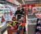 17.MAI-FEIRING: Slik feiret Baktus-avdelingen i Fabakken barnehage 17. mai på forhånd i forrige uke. Foto: Fabakken barnehage