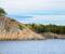 GEITEKJERKA: Ut mot Bottsfjorden finner du dette stedet. Foto: Esben Holm Eskelund