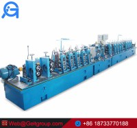 Stainless Steel Welded Pipe Mill machine,Stainless Steel ...