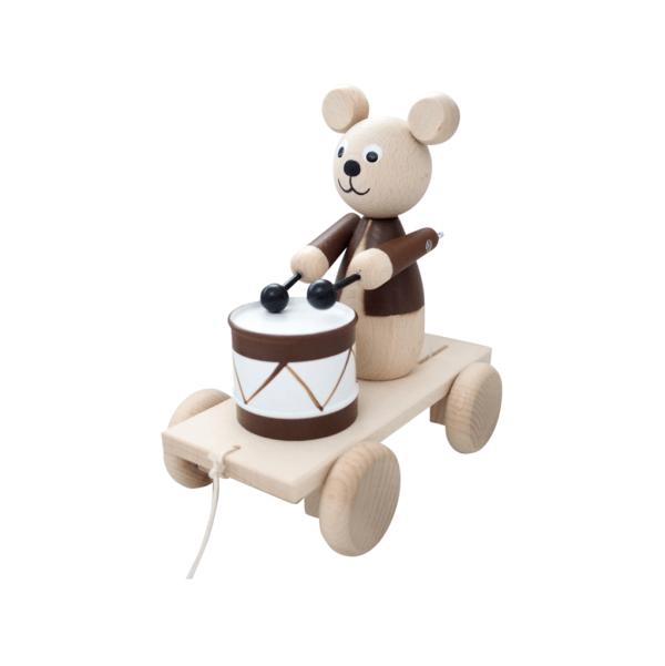 Sarah & Bendrix houten speelgoed