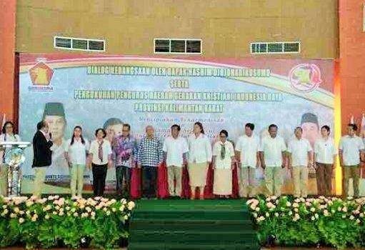 Selamat, Antonius Situmorang Dilantik Jadi Ketua PD GEKIRA Kalbar