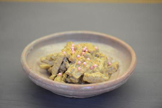 月の座料理コンテスト