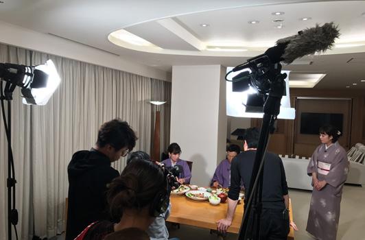 テレビ大阪「おとな旅あるき旅」の撮影がありました!