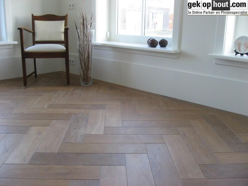 Plinten parket laminaat houten vloeren  GekOpHoutcom