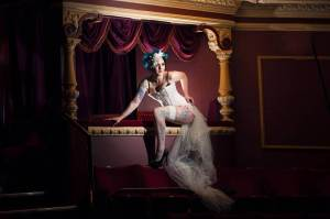 Wakefield Theatre Boudoir Shoot