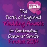 Finalist Wedding Guide Awards 2014
