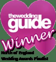 Winner Badge of the Wedding Guide Awards