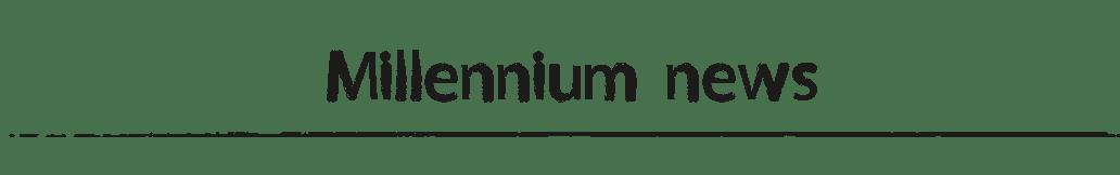Gelateria Millennium, le news