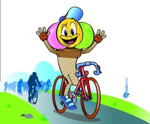 gelato bici