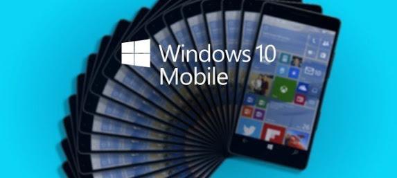 Windows 10 Mobil uyumlu telefonlar