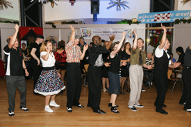 New Year Swing Party
