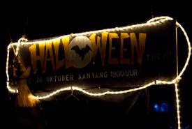 Halloweentocht Wijkcentrum De Dreef