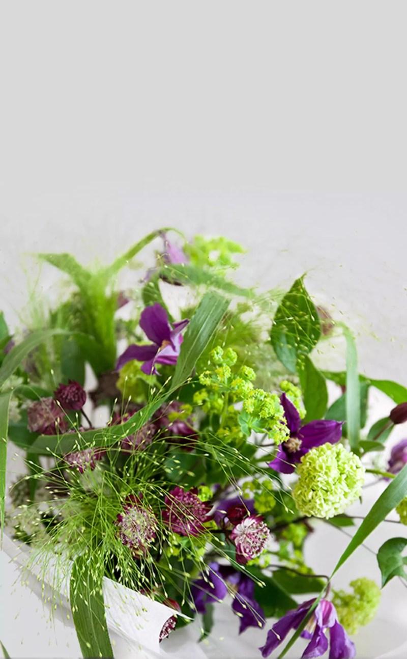 Gėlių puokštė Laukinukė