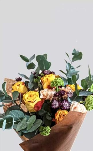 Gėlių puokštė Svajoklis