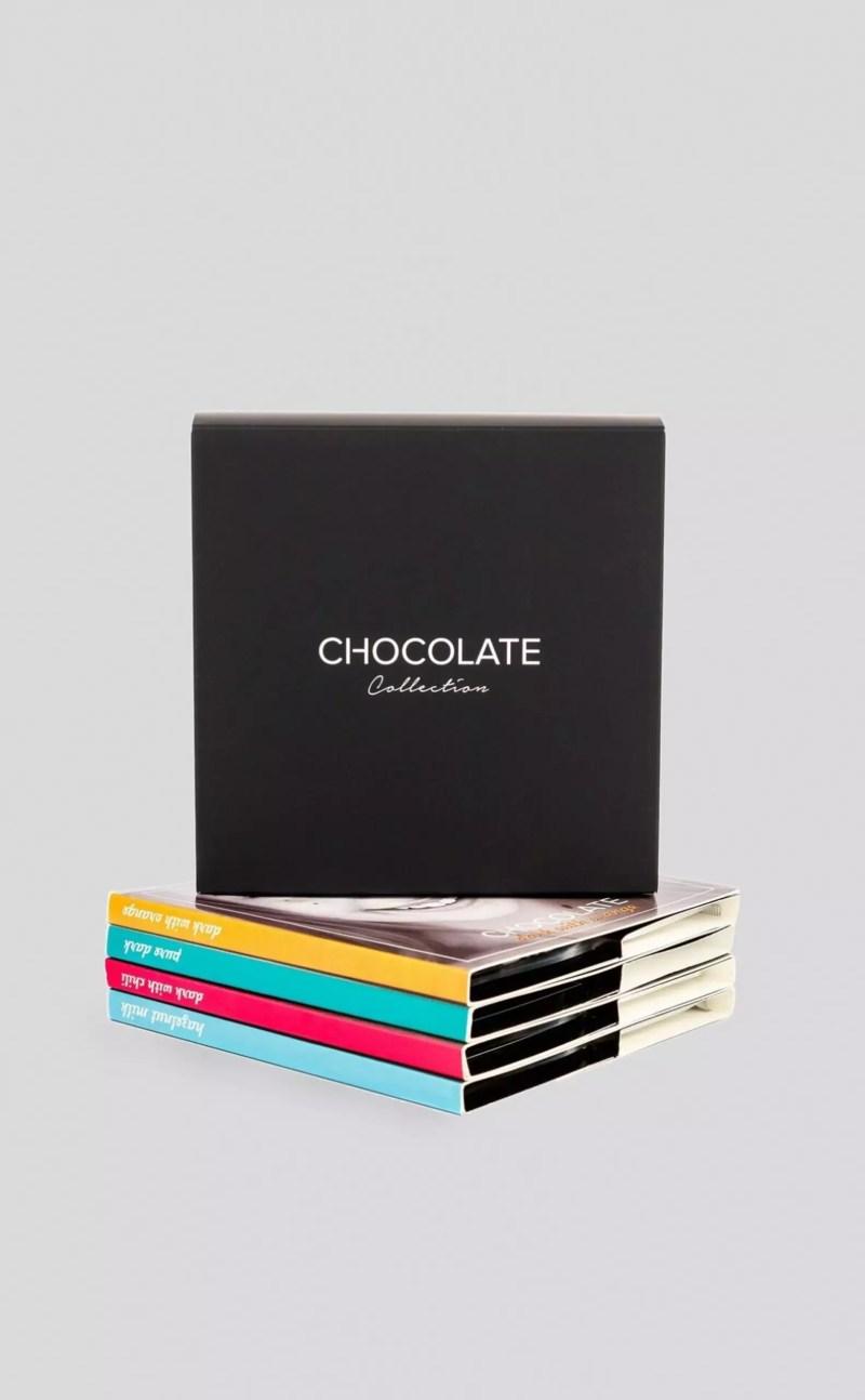 Šokoladų kolekcija Charming