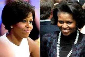 Michelle Obama : ERA TRUQUE