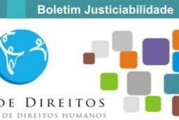 Terra de Direitos – Boletim de Justiciabilidade
