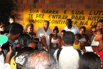 Audiência em quilombo da Bahia dimensiona violência
