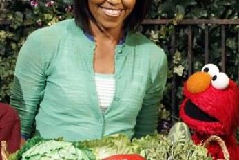 Vila Sésamo festeja 40 anos com a participação de Michelle Obama