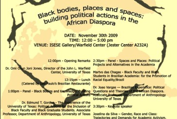 TEXAS: BLACK BRAZILIAN CONSCIOUSNESS DAY 2009 - NOVEMBER 30TH