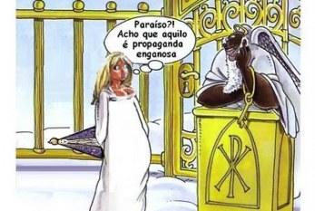 Não existe racismo em Santa Catarina