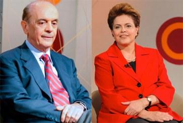 25/10 – Seundo Turno – Vox Populi: Dilma tem 49%, Serra 38%, indecisos 7%