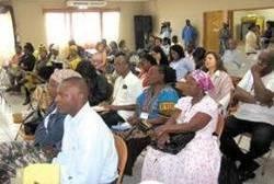 Exitosa reunión internacional de preparación de la Primera Cumbre Mundial de  Afrodescendientes