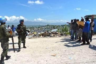 HAITI: 'Aba Minustah'