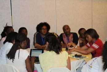 Juventude negra mundial aponta exigências para o seu desenvolvimento na declaração final do CUMJUVA