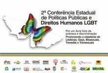 2ª Conferência Estadual de Políticas Públicas e Direitos Humanos LGBT