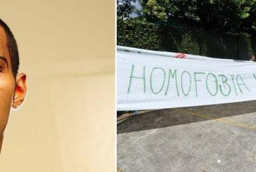 Torcida palmeirense adminte preconceito contra gays