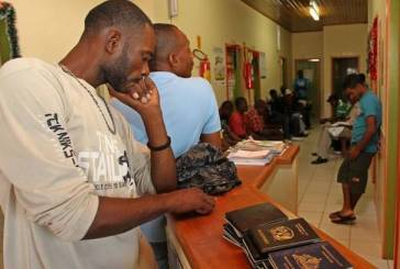 Concessão de vistos para haitianos no Brasil só atendeu 30% da cota