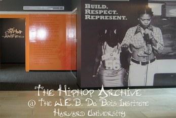 """""""The Hiphop Archive"""" (WEB Du Bois Institute – Harvard University)"""