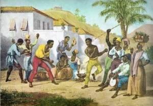 A arte da Capoeira
