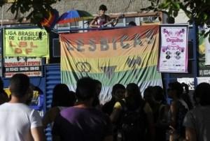 Ação em Brasília busca conscientizar que Lei Maria da Penha também se aplica a casos de violência contra lésbicas