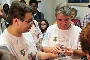 Primeiro casamento gay de SP é realizado em Itaquera