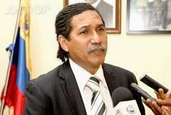 Diplomata venezuelano acredita num processo 'em paz e transparente'