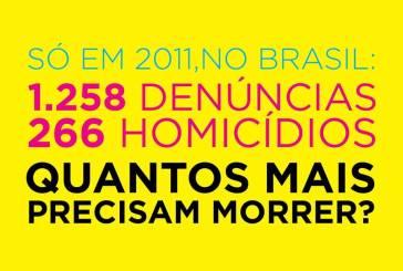Ministra Maria do Rosário diz que motivação de crime contra ativista homossexual foi homofobia