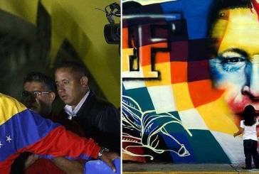Maduro eleito com 50,6%. Chávez é vitorioso
