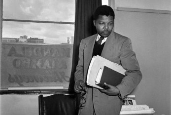 O jovem Mandela: um relato romanceado