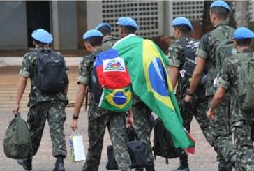 Militares brasileiros começam a sair do Haiti