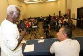 Palestra do escritor Carlos Moore abre Seminário da CUT e aprofunda debate sobre a promoção da igualdade racial