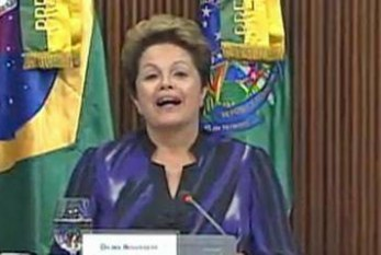 Veja íntegra do discurso de Dilma Rousseff sobre os 5 pactos