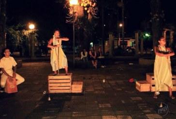 Grupo teatral de Alfenas apresenta peça sobre escravidão na África