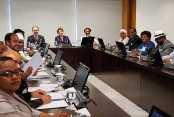 Relato da Reunião do Movimento Negro com a Presidenta Dilma Rousseff – Ana Flávia Magalhães