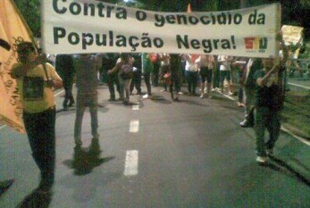Negros falam em Brasília: As políticas e leis para negros e indígenas se tornaram nulas. Ir para as ruas é o único caminho