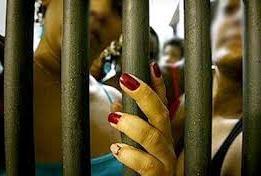 Mulheres são 7% da população carcerária no Brasil